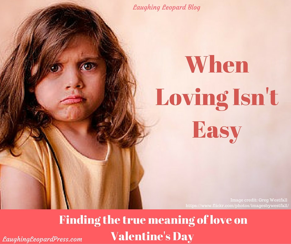 When loving isn't easy, blog cover